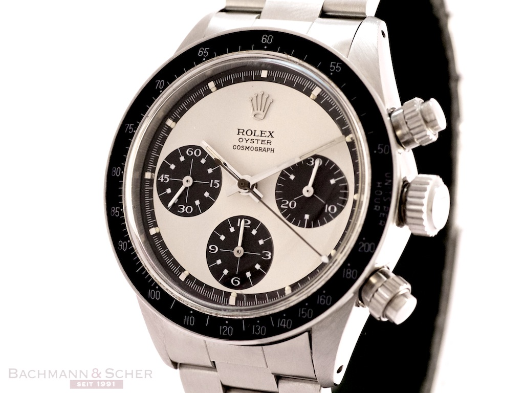 Breitling Watches For Sale >> Rolex Vintage Daytona Oyster Cosmograph Ref-6263 Paul ...