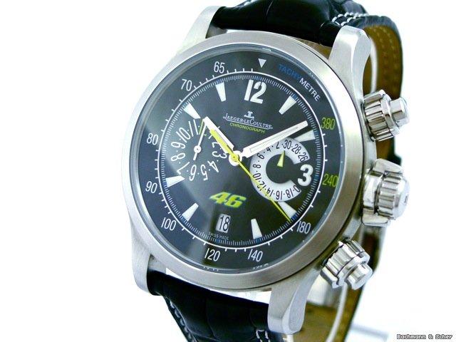 jaeger lecoultre master compressor chronograph valentino ros. Black Bedroom Furniture Sets. Home Design Ideas