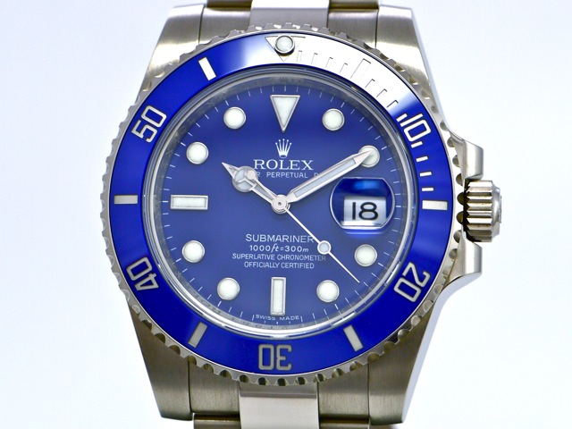 rolex submariner blau gold. Black Bedroom Furniture Sets. Home Design Ideas