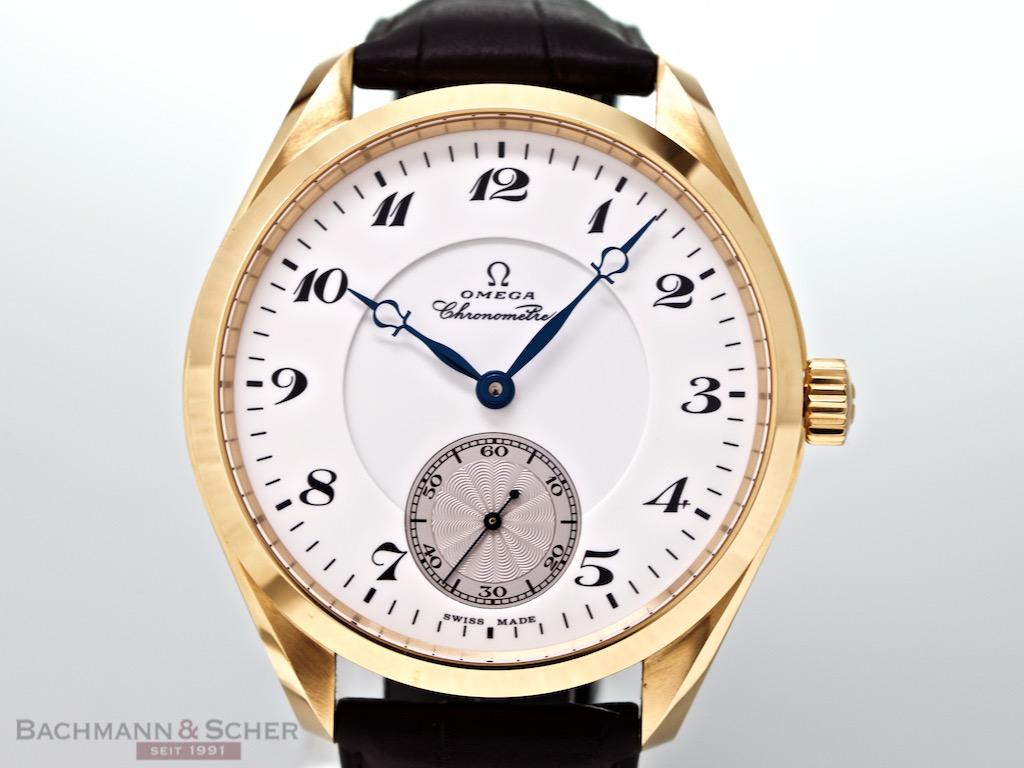 Omega Seamster Aqua Terra Xxl Chronometer Ref