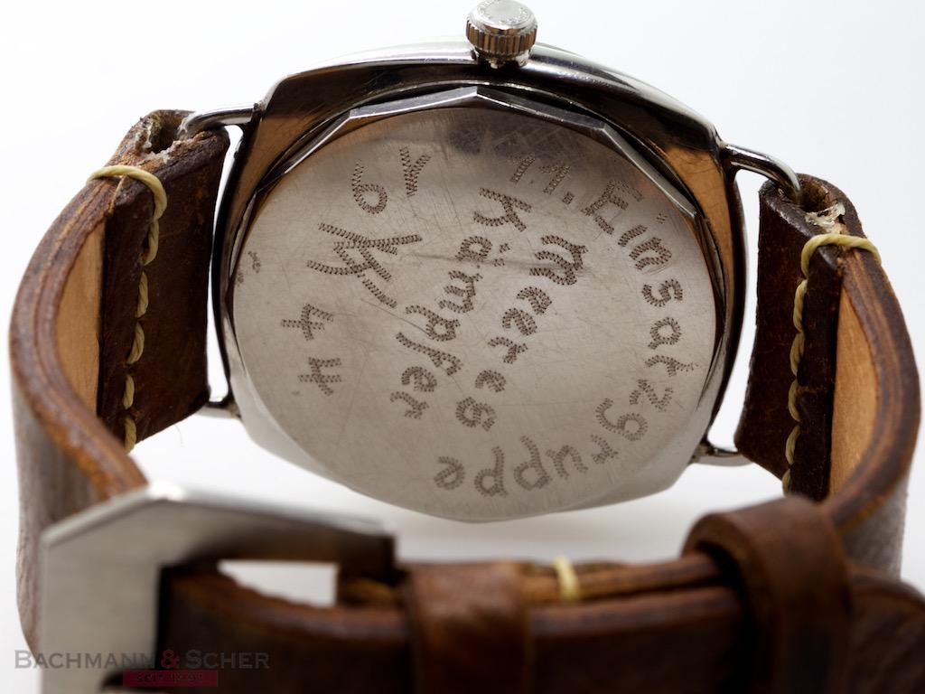 Panerai Vintage Radiomir Ref 3646 Type D Meeresk 228 Mpfer